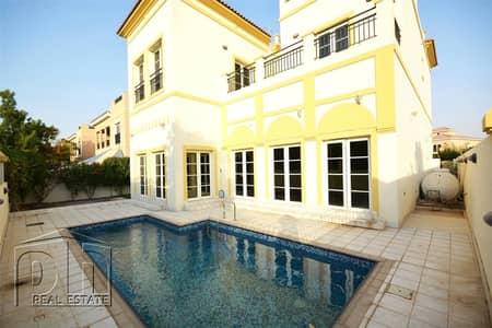 5 Bedroom Villa for Rent in The Villa, Dubai - 5 Bedroom Custom Built Villa With Pool