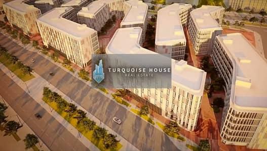 استوديو  للبيع في الجادة، الشارقة - Residential units with 10% ROI  for 10 years after HANDOVER with a notarized contract