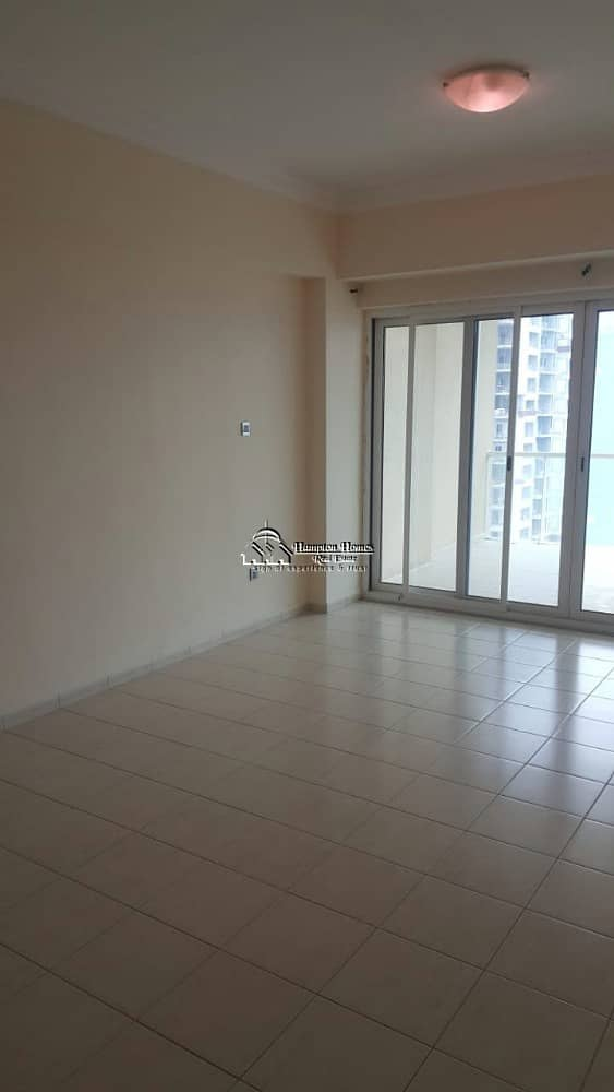 FULL LAKE VIEW 2 BED APT WITH KITCHEN APPLIANCES ON HIGH FLOOR IN LAKE VIEW TOWER JLT ONLY 58K