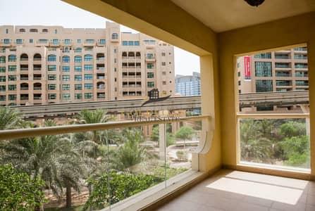 شقة 2 غرفة نوم للبيع في نخلة جميرا، دبي - Park View Unit   2BHK   Palm Jumeirah Al Habool