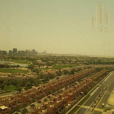 2 Bedroom Apartment for Rent in Dubai Sports City, Dubai - Full Golf View I 2 Bedrooms I Very Big Balcony
