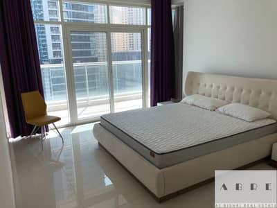 فلیٹ 2 غرفة نوم للايجار في دبي مارينا، دبي - شقة في برج كونتيننتال دبي مارينا 2 غرف 122000 درهم - 4266973