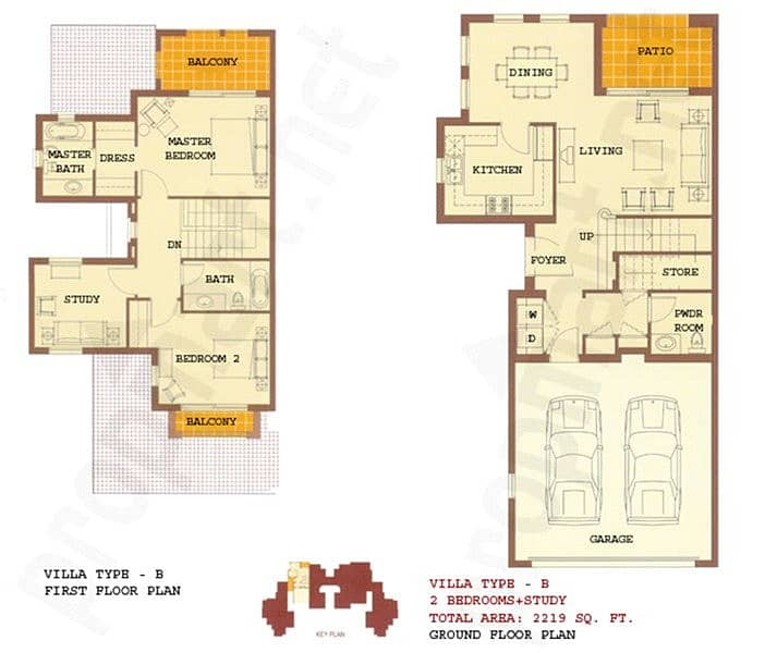 10 Upgraded 3 Bedroom B Type With Large Plot