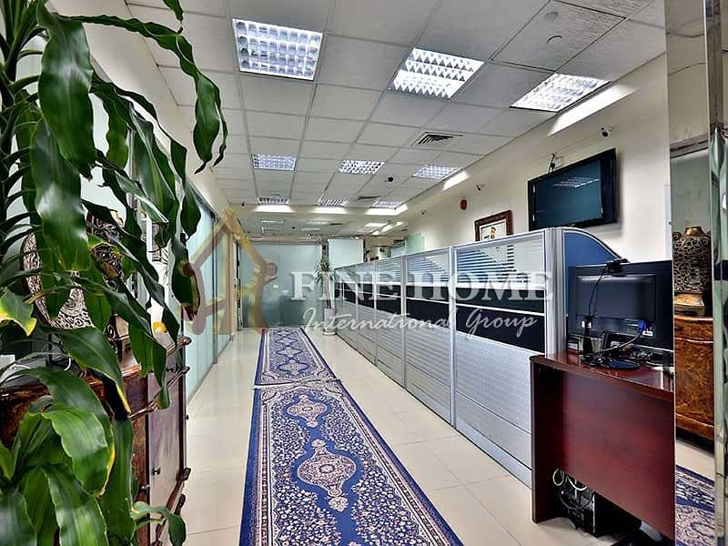 Incredibly Organized Office, Al Mina Road AD! | Bayut com