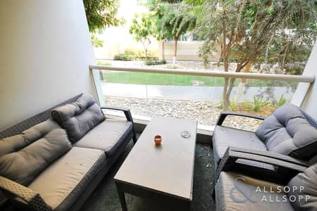 1 Bedroom Apartment for Sale in The Greens, Dubai - One Bedroom | Garden Facing View | Vacant