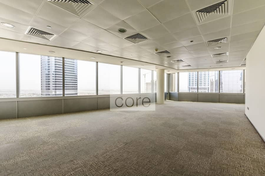 Fully Fitted Office | Mid Floor | Corner