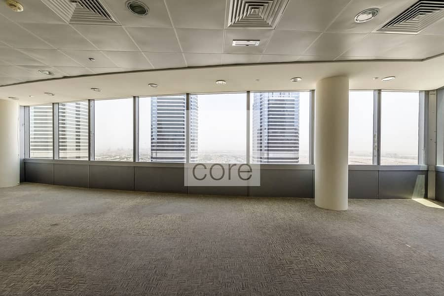 10 Fully Fitted Office | Mid Floor | Corner