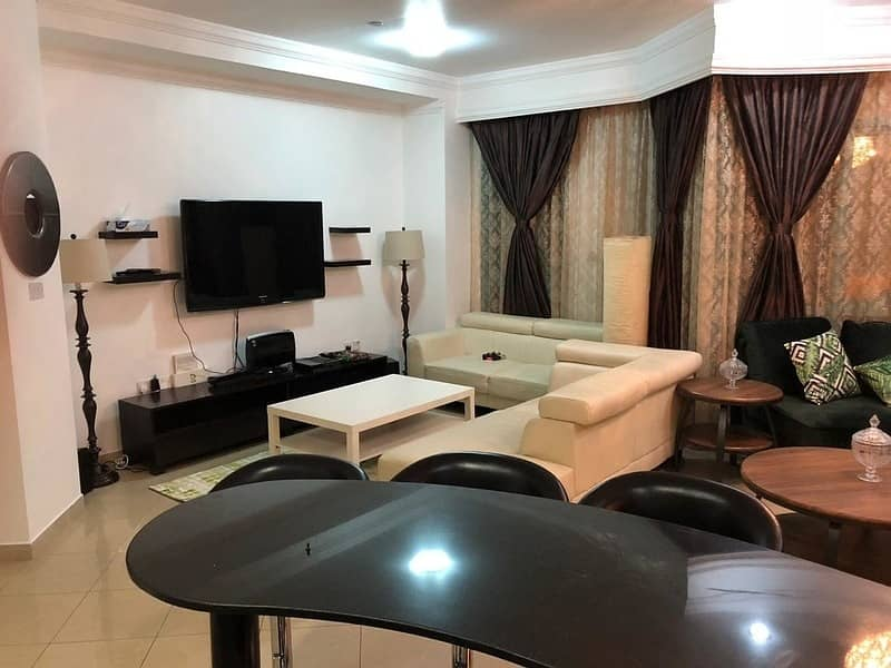شقة في مارينا كراون دبي مارينا 2 غرف 115000 درهم - 4267251