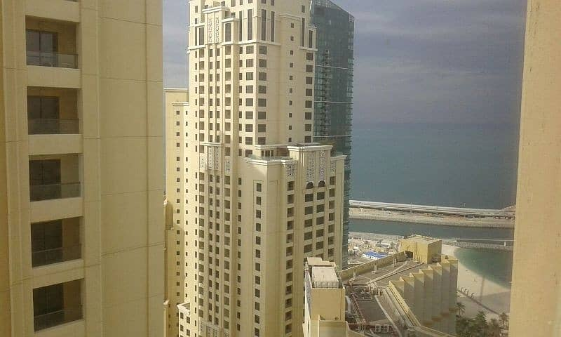1 Panoramic Marina View | High Floor | 2 Bed Amwaj 4