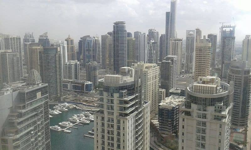 11 Panoramic Marina View | High Floor | 2 Bed Amwaj 4