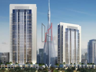 فلیٹ 1 غرفة نوم للبيع في ذا لاجونز، دبي - Pay 25% and  Move In with 3 years Free Service  Charge