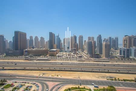 3 Bedroom Flat for Sale in Jumeirah Lake Towers (JLT), Dubai - Fully Furnished and Stunning 3 BR in JLT