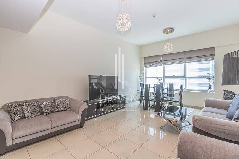 17 Fully Furnished and Stunning 3 BR in JLT