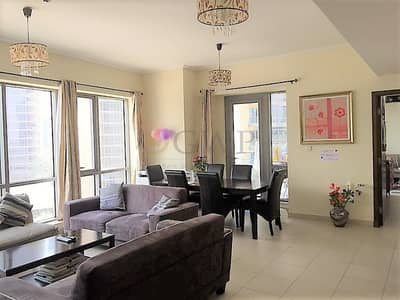 2 Bedroom Apartment for Sale in Downtown Dubai, Dubai - Spacious 2bd apt I Great price I Vacant.