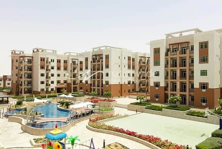 1 Bedroom Apartment for Rent in Al Ghadeer, Abu Dhabi - An Open And Bright Space Perfect For You
