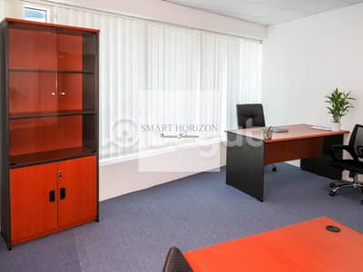 Office for Rent in Barsha Heights (Tecom), Dubai - HOT DEAL!! Premium 200 Sq. ft. Office with EJARI - ONE MONTH FREE