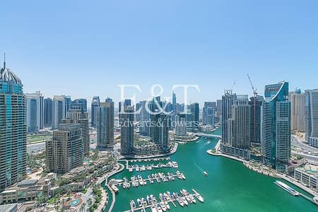 1 Bedroom Apartment for Sale in Dubai Marina, Dubai - Rare Deal | Marina Facing | High Floor