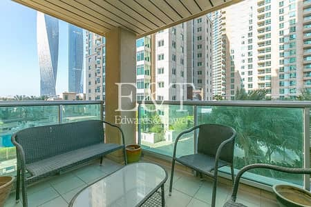 1 Bedroom Apartment for Sale in Dubai Marina, Dubai - Fully Upgraded | Fully Furnished | One + Study
