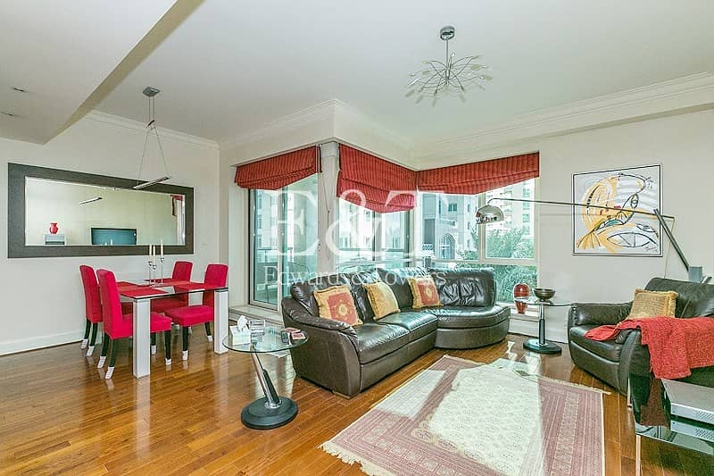 2 Fully Upgraded | Fully Furnished | One + Study