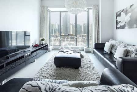 2 Bedroom Apartment for Sale in Dubai Marina, Dubai - Amazing Full Marina View on Middle Floor