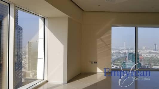 فلیٹ 3 غرفة نوم للايجار في شارع الشيخ زايد، دبي - Amazing Views | High 52nd Floor | 1 Month Free  | 3 Bed