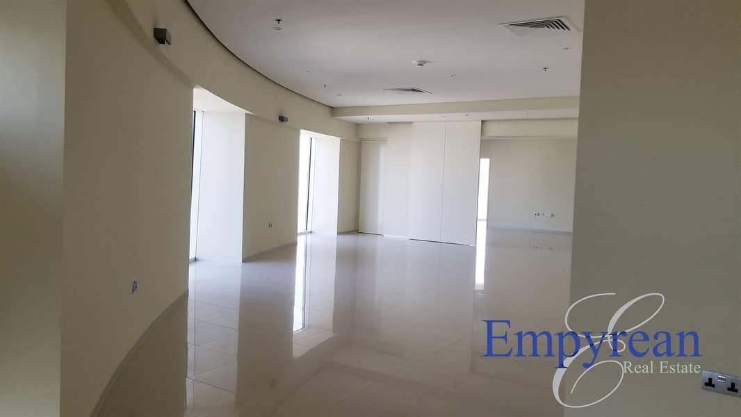 2 Penthouse | Amazing Views  | Duplex | High 54nd Floor | 1 Month Free  | 3 Bed
