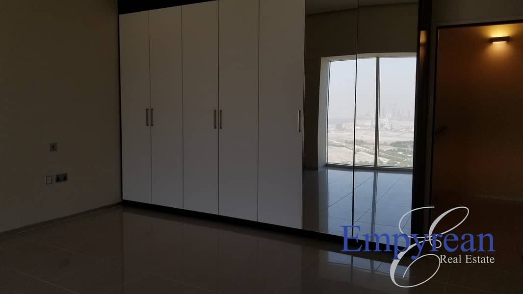 44 Penthouse | Amazing Views  | Duplex | High 54nd Floor | 1 Month Free  | 3 Bed