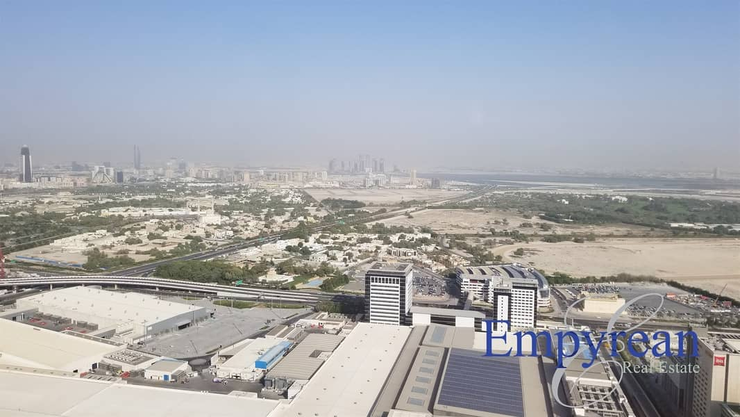 48 50th Floor | Amazing Views  | Duplex | 1 Month Free  | 3 Bed