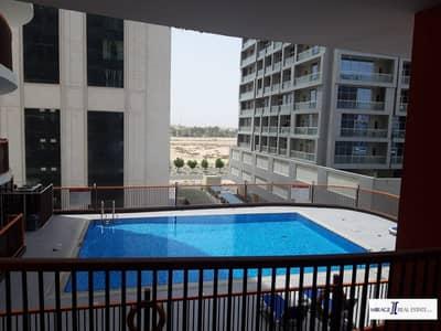 شقة 1 غرفة نوم للايجار في واحة دبي للسيليكون، دبي - Brand New Chiller Free 1 BHK in  Binghatti Horizon  Just in 43000
