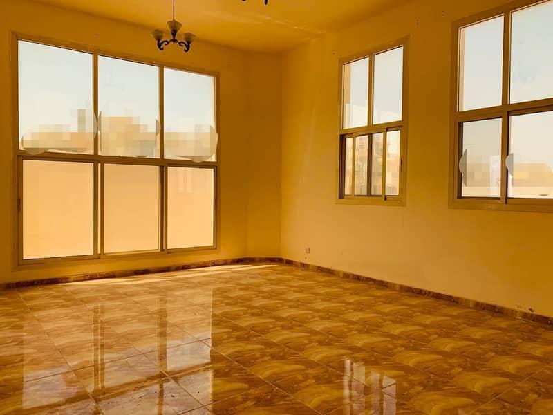 SEPARATE MULHAQ !! 3 BEDROOM MAID ROOM IN MBZ   Bayut com