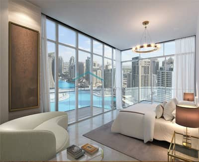 2 Bedroom Apartment for Sale in Dubai Marina, Dubai - RESALE | Highest Floor | Best Layout