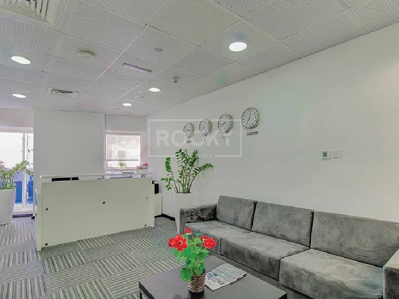 2 Fitted |  Furnished | Business Center | Sports City