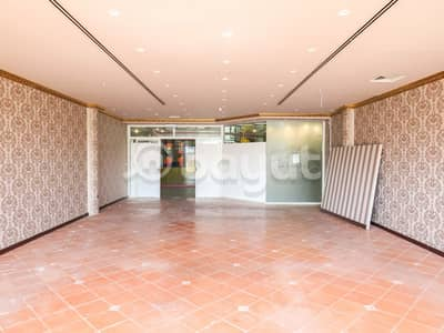 Shop for Rent in Jumeirah, Dubai - Shop is available for rent @Dhs. 149K P. A. | 946 Sq. Ft.