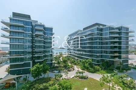 فلیٹ 1 غرفة نوم للبيع في نخلة جميرا، دبي - Vacant | Sea View | 1 Bedroom | PJ