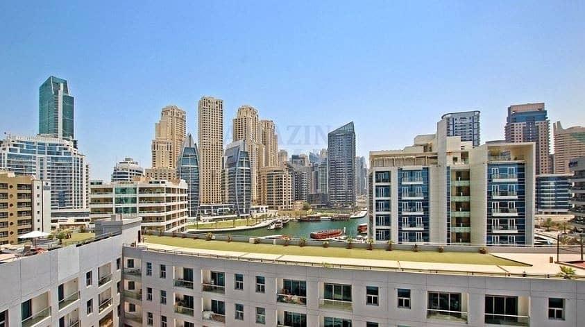 14 Pool View - 1BR Flat in Dubai Marina!