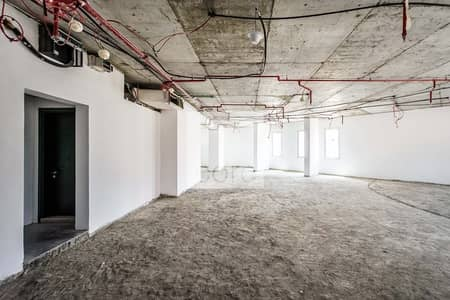 Office for Rent in Bur Dubai, Dubai - Shell and Core Office | Available for Rent