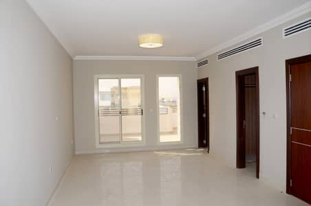 فیلا 4 غرفة نوم للايجار في قرية جميرا الدائرية، دبي - bedroom