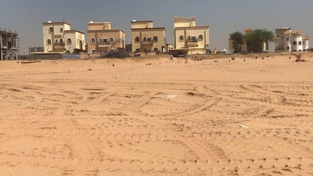 With payment facilities. Own residential land in the Yasmine district for all nationalities