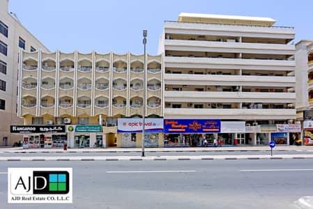 2 Bedroom Flat for Rent in Bur Dubai, Dubai - Lovely 2 BR Apt. w/ Balcony Near Shiva Temple Direct to Owner
