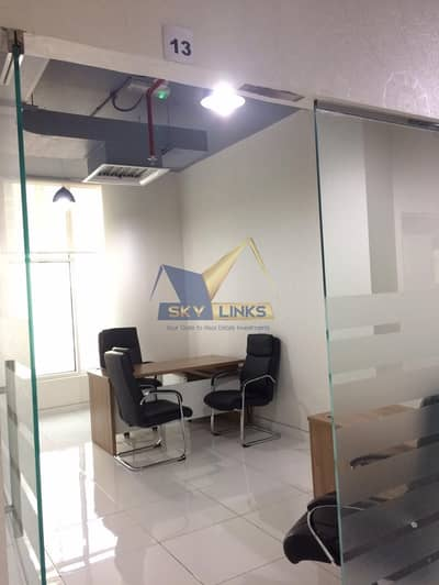 Office for Rent in Business Bay, Dubai - Spacious Fitted   Office For Rent in Business Bay
