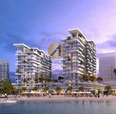 1 Bedroom Apartment for Sale in Sharjah Waterfront City, Sharjah - 3 Years Post Handover