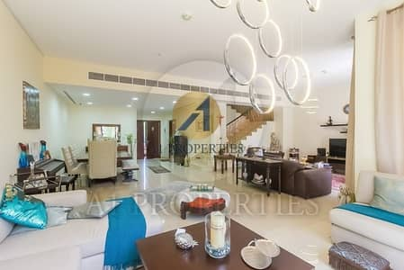 4 Bedroom Townhouse for Sale in Jumeirah Islands, Dubai - 4BR Furnished 6 Years Payment Plan Vacant