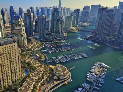 3 Bedroom Apartment for Rent in Dubai Marina, Dubai - STUNNING MARINA VIEWS | CENTRAL LOCATION