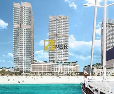 شقة 1 غرفة نوم للبيع في دبي هاربور، دبي - 11% RETURN   POST HANDOVER PAYMENT   PRIVATE BEACH   HOLIDAY HOME