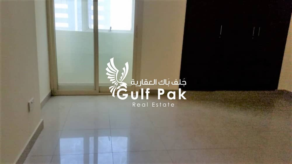Alluring 3BHK with balcony 4 Chqs near Ramada Hotel