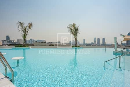 1 Bedroom Apartment for Sale in Jumeirah Village Circle (JVC), Dubai - 1BR Suite  Viceroy Off Plan Furnished