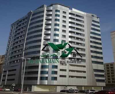Studio for Rent in King Faisal Street, Ajman - Studio with Balcony AED 14,000 in King Faisal Road Ajman
