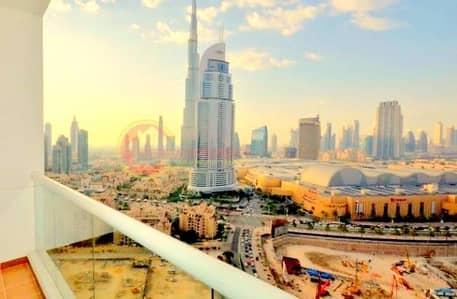 Vacant Studio with Balcony Near Dubai Mall