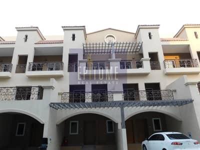 تاون هاوس 4 غرفة نوم للايجار في قرية جميرا الدائرية، دبي - Spacious   4Br + Maid Room   Town House in J.V.C