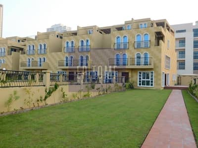4 Bedroom Townhouse for Rent in Jumeirah Village Circle (JVC), Dubai - 4 Br + Maid l Wooden Floor l Huge Garden
